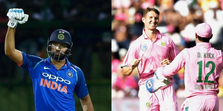 India have won once vs South Africa in World Cups