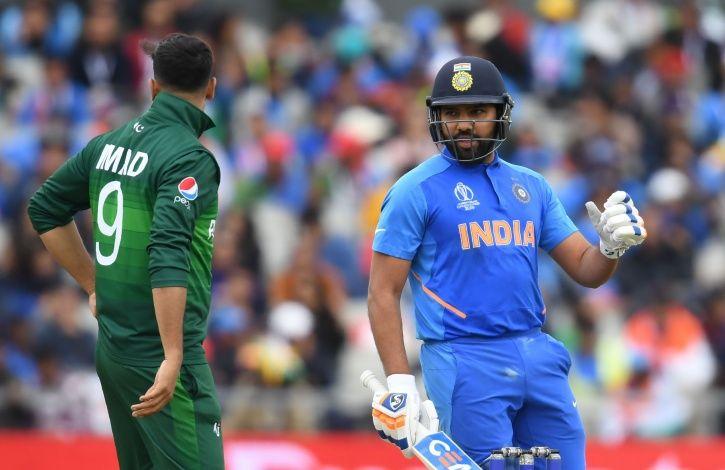 India vs Pakistan rohit sharma