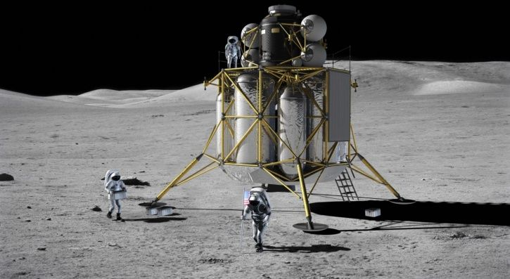 India Will Make America's First Private Moon Lander