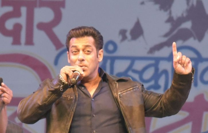 Journalist files complaint against Salman Khan for allegedly assaulting and robbing him.