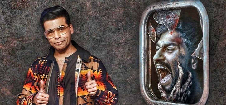 Karan Johar Is Experimenting With Horror Genre & We're Scared Already