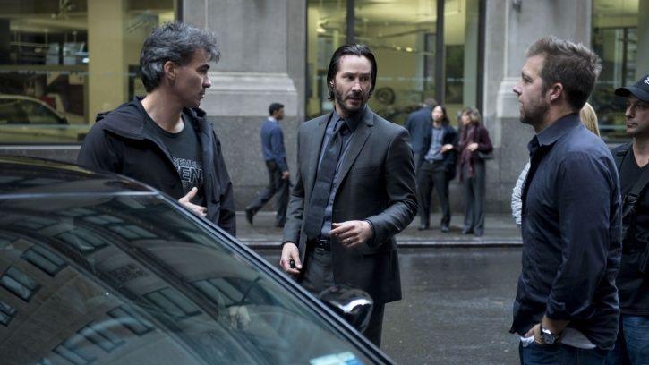 Keanu Reeves rewards his stuntmen.