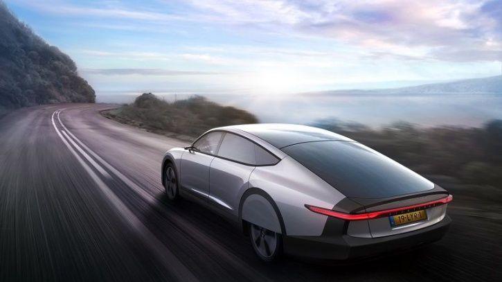 Lightyear One, Solar Car, Lightyear One Unveil, Lightyear One Range, Lightyear One Solar Car, Solar