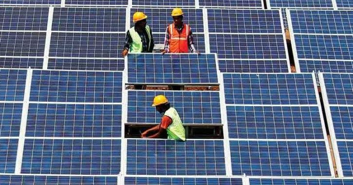low solar panel efficiency