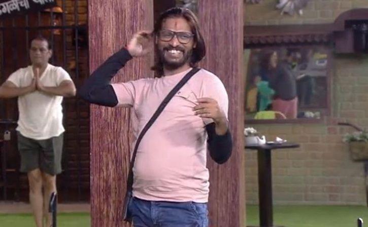 Marathi Bigg Boss 2 Contestant Abhijit Bichukale Nabbed From House Sets
