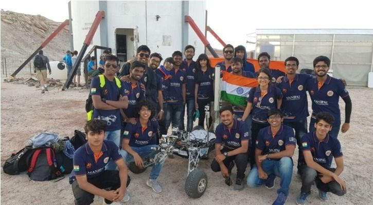 Mars Rover Manipal