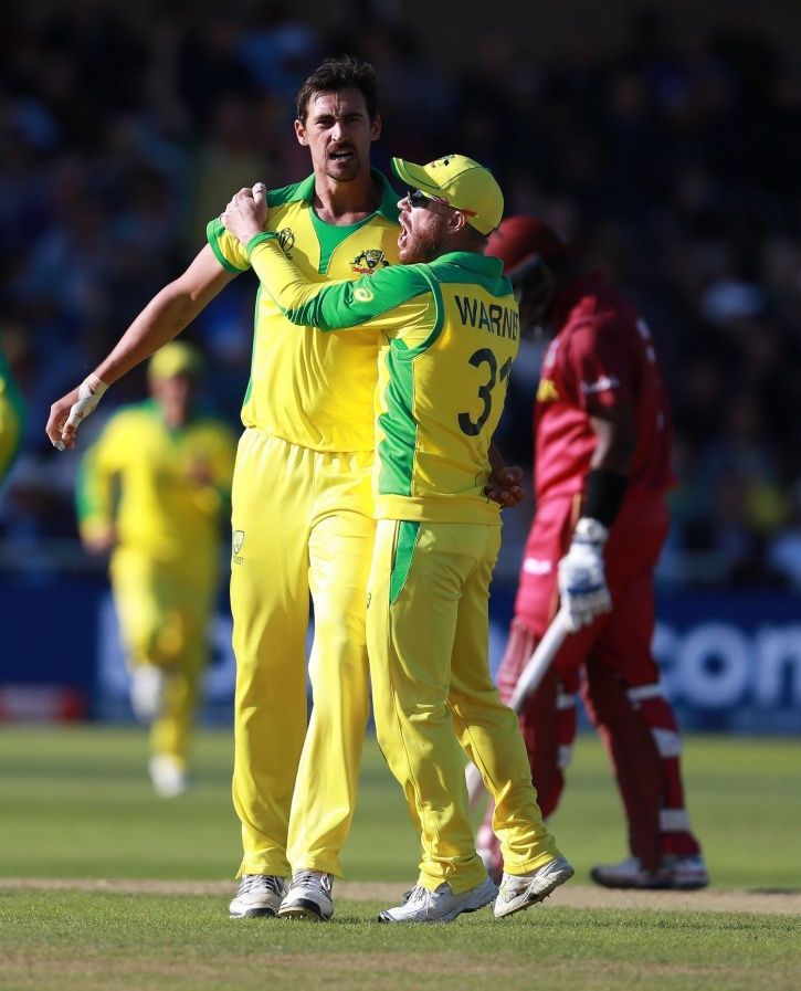 Mitchell Starc is bowling really well