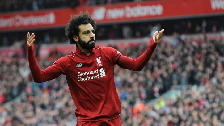 Mohamed Salah is popular off the field too