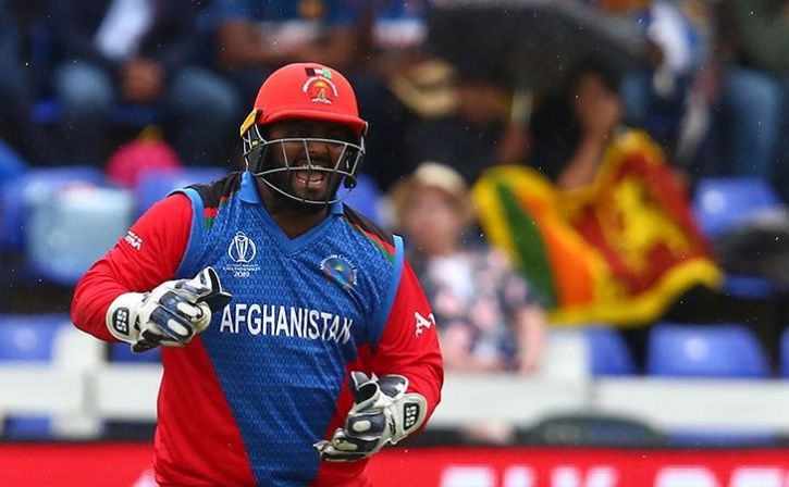 Mohammad Shahzad Ruled Out Of World Cup