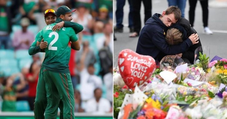 New Zealand Mosque Attack