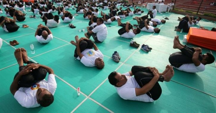 Over 1,000 Tihar Jail Inmates To Get Trained In Yoga For Earning Livelihood After Prison Life
