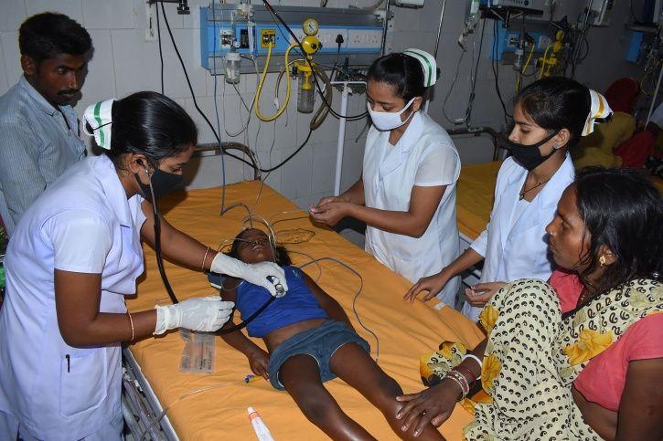 Over 100 Children Dead: Bihar Health Minister Asks Cricket Score, No Tweet From Modi, Shah