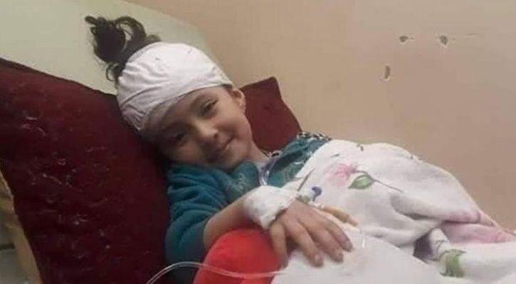 Palestinian Girl Dies