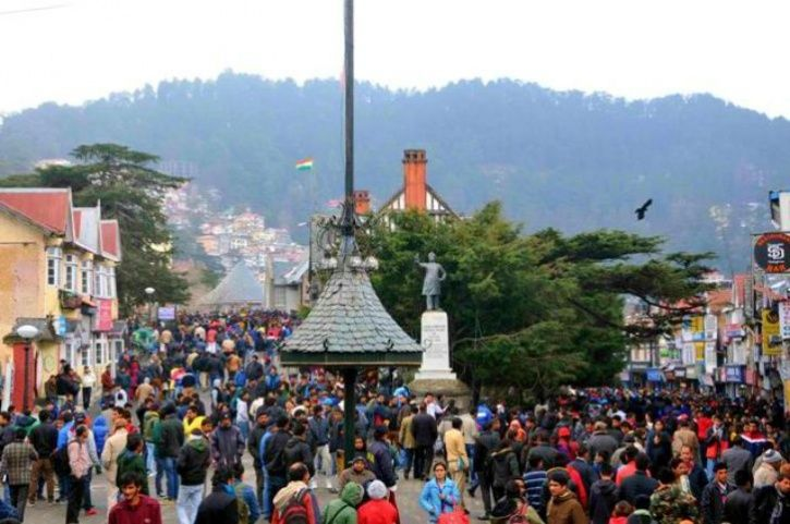 People Thronging To Shimla, Manali Are Returning Due To Overcrowding At Hill Stations