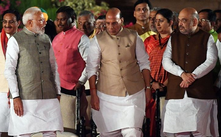 PM Modi Asks Ministers To Reach Office On Time