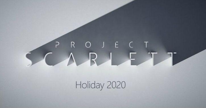 project scarlett, xbox project scarlett, microsoft game console, xbox game console, microsoft gaming