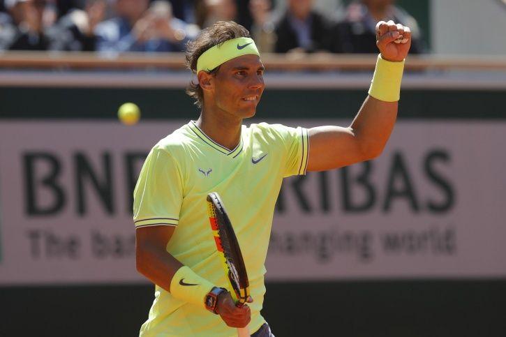 Rafael Nadal has won 12 French Opens