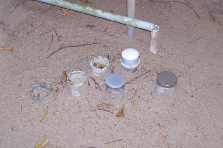 Rainwater Syringe System