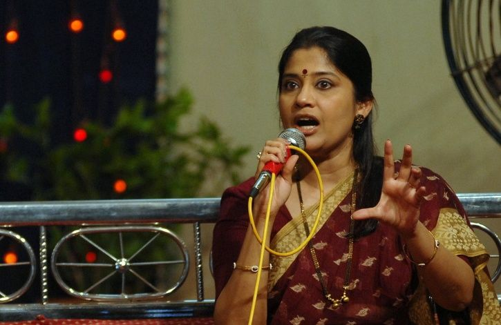 Renuka Shahane comments on how Lychee is causing Encephalitis and deaths in Muzaffarpur.