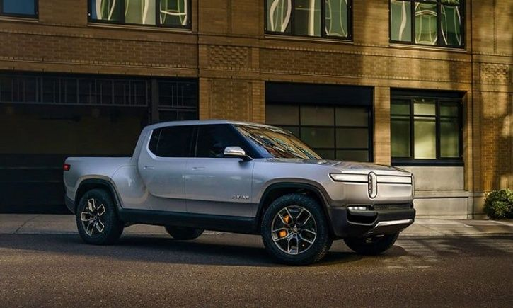 Rivian Electric Truck, Rivian to Rivian charging, Rivian Electric Vehicles, Rivian EV Truck, Rivian