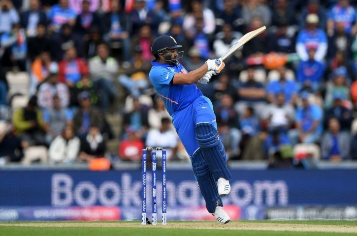 Rohit Sharma scored his 23rd ODI hundred