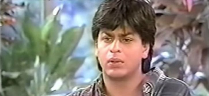 Shah Rukh Khan talks about freedom of speech and anti national elements in Farida Jala