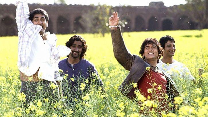 Siddharth and Shahid Kapoor