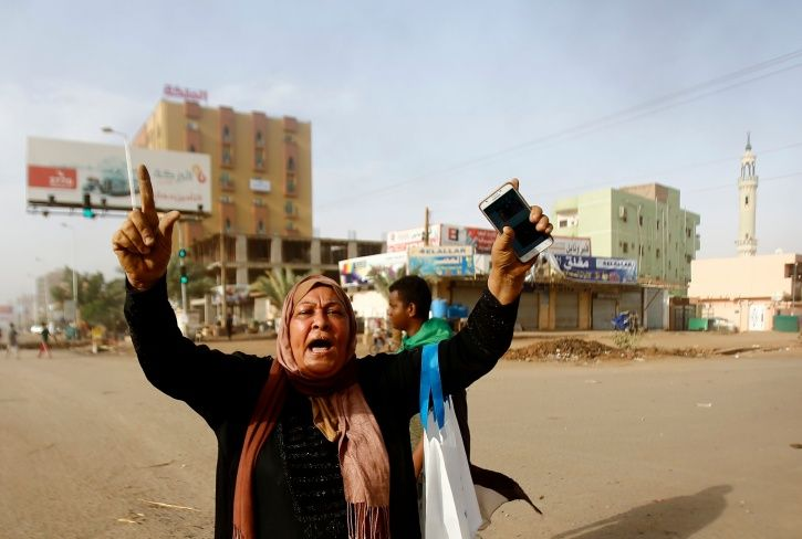 Sudanese Militia Carried Out Mass Rapes & Murders Attacking Pro-Democracy Protesters
