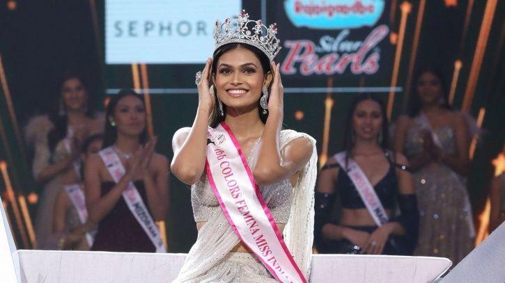 Suman Rao wins Miss India 2019.