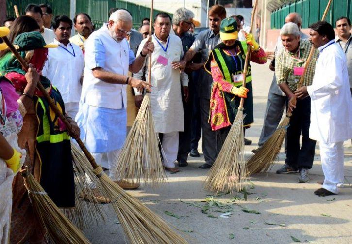 Swachh Bharat Mission