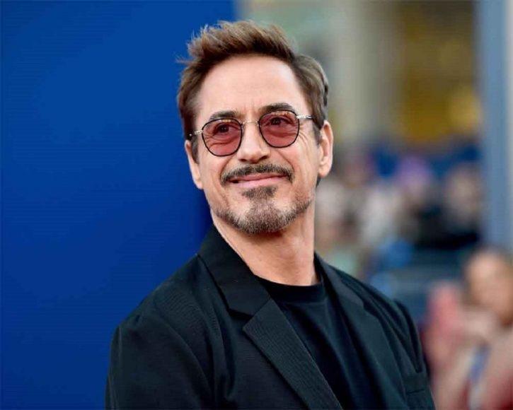 Tony Stark AKA Robert Downey Jr, we love you.