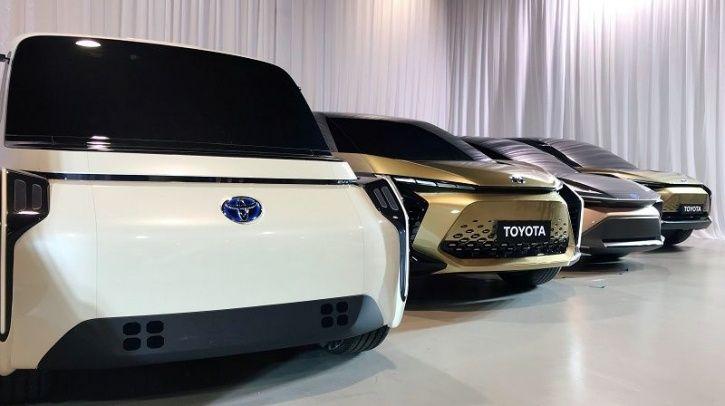 Toyota Motor Corp, Toyota CATL Partnership, Toyota BYD Partnership, Toyota Subaru Partnership, Toyot