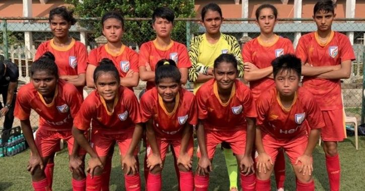 U-17 women team
