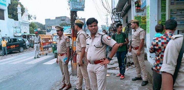 UP police rape case