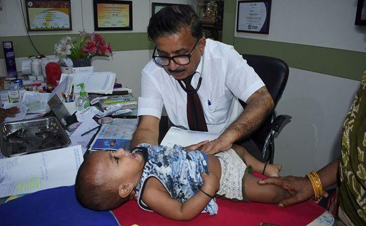 uttar pradesh worst state on health parameters