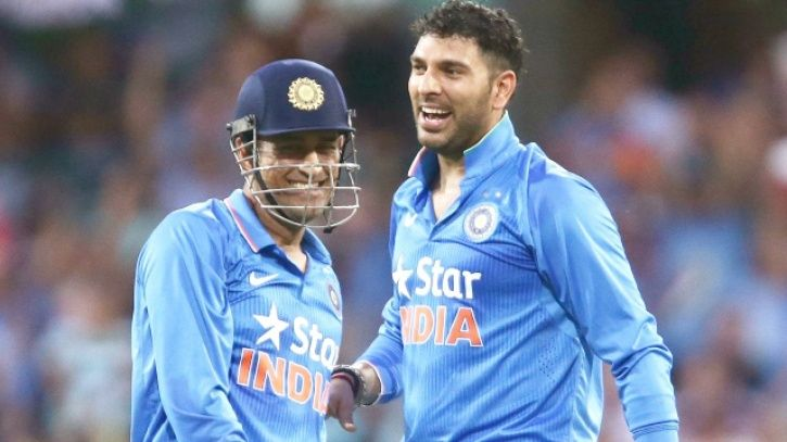 Will Yograj take Dhoni