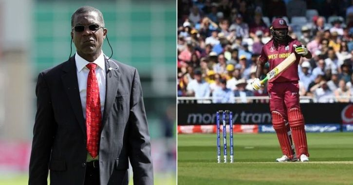 World cup 2019 Michael Holding