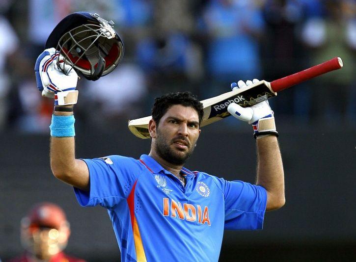 Yuvraj Singh is a legend