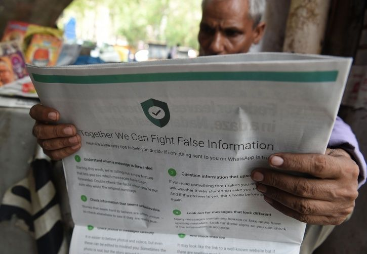 55% English-Speaking Indians Fear Posting Political Views Online Fearing Trouble With Govt