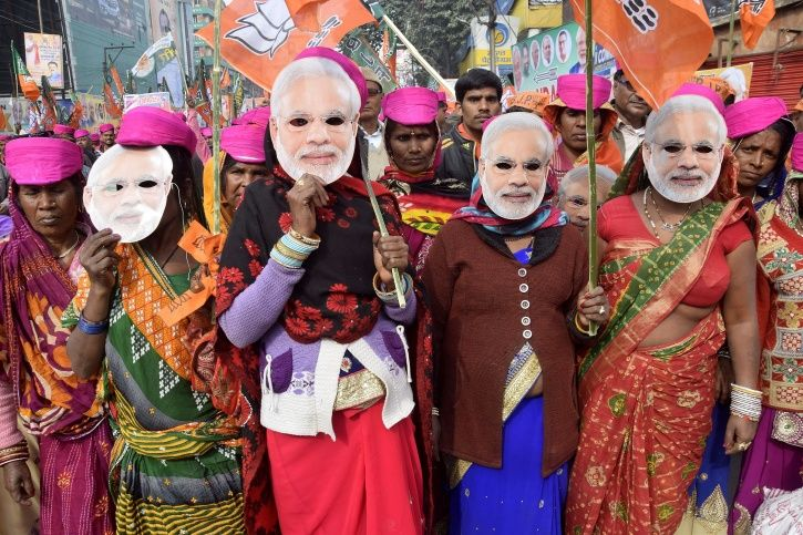 900 Million Poeple To Cast Vote In 17th Lok Sabha Elections 2019 To Be Held On