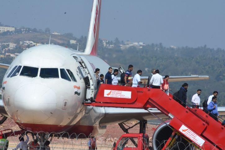 Air India, Birmingham, London, Madrid, cabin crew, Pakistan, airspace closure, India