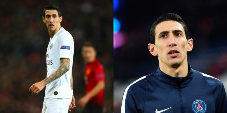 Angel Di Maria is being mocked