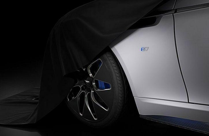 Aston Martin Rapid E, Aston Martin Electric Car, Aston Martin Electric Vehicle, James Bond Shatterba