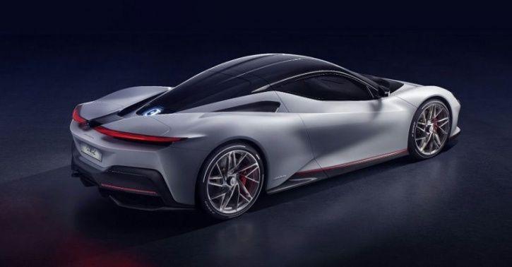 Automobili Pininfarina Battista, Worlds Fastest Car, Mahindra Fastest Road Car, Battista Top Speed,