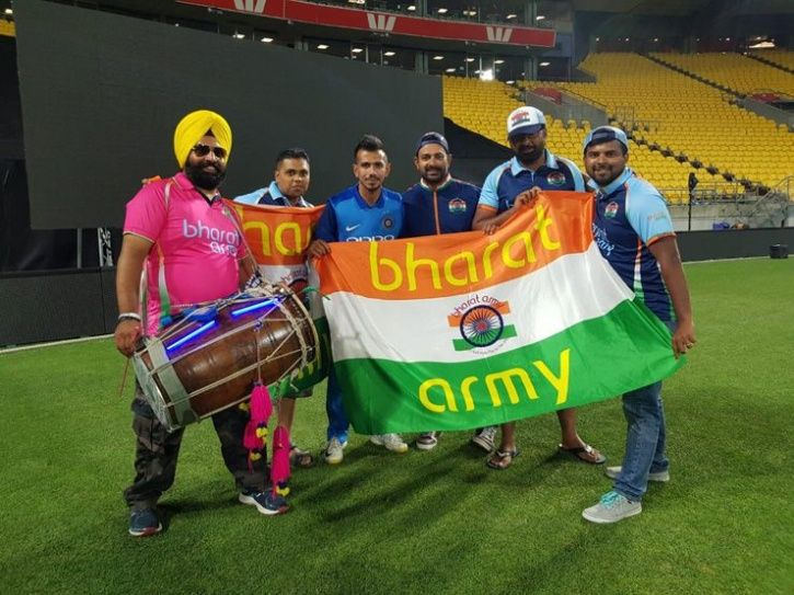 bharat army