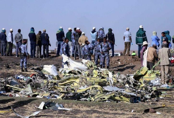 Boeing Plane Crash, Ethiopia Crash