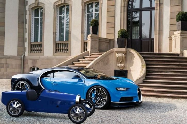 Bugatti Baby II, Bugatti Baby 2, Bugatti Miniature Car, Bugatti Toy Car, Bugatti Car Launch, Most Af