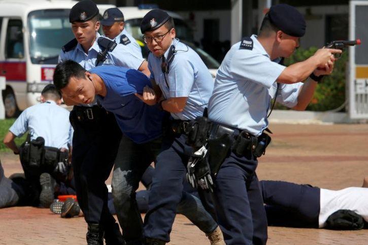 china arrested 13000 terrorist in xinjiang