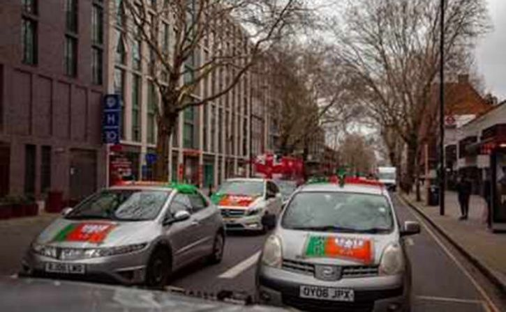 Congress, BJP Take Out Rallies In Britain To Influence Indian Voters