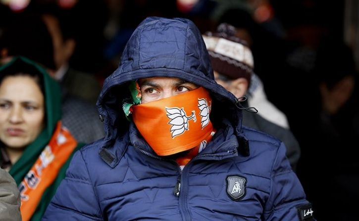 Congress BJP Take Out Rallies In Britain To Influence Indian Voters
